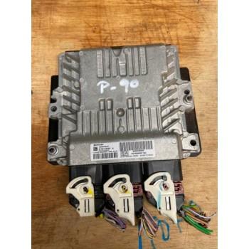 208 C3 II компьютер мотор 9800268980 SID807EV0