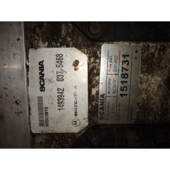 SCANIA 124L компьютер двигателя 1493942
