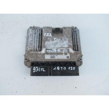 SAAB 9-3 93 1.9 TID компьютер драйвер двигателя