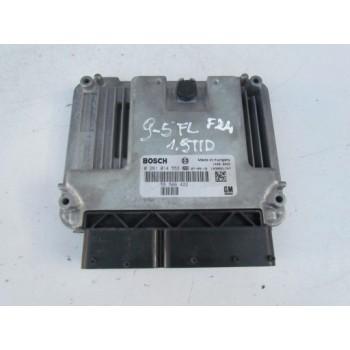 SAAB 9-5 95 1.9 TID компьютер драйвер двигателя