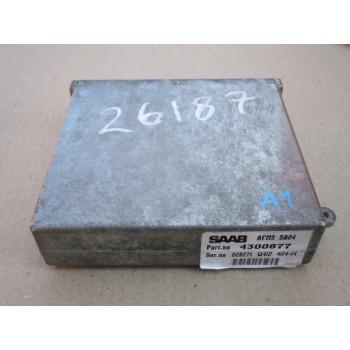 SAAB 9000 КОМПЬЮТЕР ДВИГАТЕЛЯ 4300877 AFM55A04