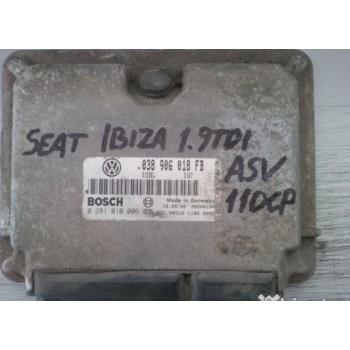SEAT 1.9 TDI ASV компьютер 038906018FB IMMO OFF !!