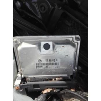 BSI компьютер стартовый комплект 038906019 NS VW SKODA
