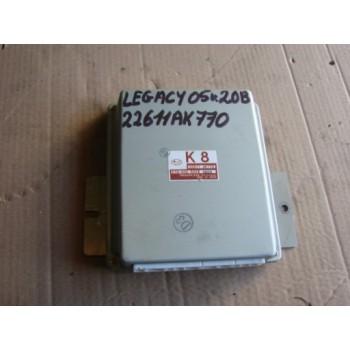 LEGACY IV 2.0 b 05R компьютер двигателя 22611AK770