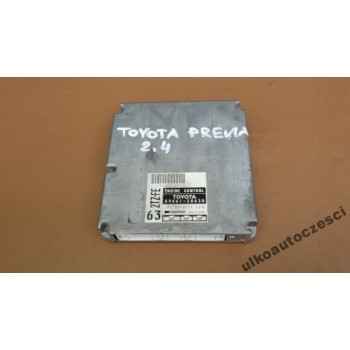 89661-28630 Компьютер Двигателя Toyota 2.4