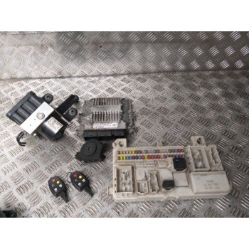 5WS40212I VOLVO V50 2.0 компьютер стартовый комплект