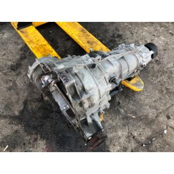 A4 B8 A5 2.0 TFSI QUATTRO механическая коробка передач 6B KCA
