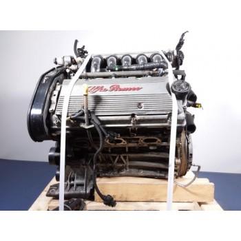 ALFA 166 бензиновый двигатель 2.5 V6 190KM AK36201