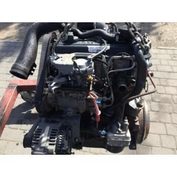 1,9 TD VW GOLF PASSAT T4 AUDI ДВИГАТЕЛЬ в СБОРЕ