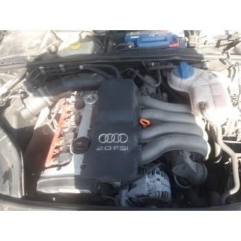 Aud A4 B6 Двигатель 2.0 fsi AWA 150 км