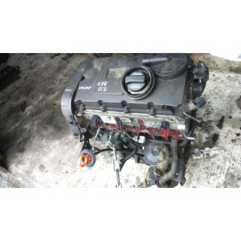 A3 8p Touran Golf V Altea двигатель 2.0 BKD 140KM