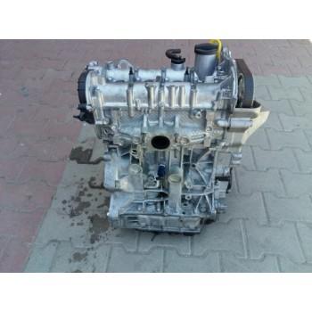 SKODA SEAT AUDI A1 8X Двигатель 1.4 TFSI CZC 16r.