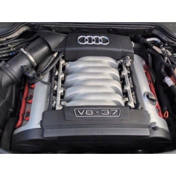 AUDI A8 D3 3.7 двигатель в сборе столбик ОФЗ