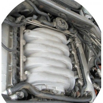 AUDI A8 D3 3.7 V8 QUATTRO ДВИГАТЕЛЬ ОФЗ