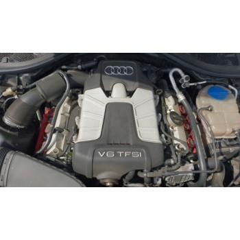 Двигатель Audi A6 C7 3.0 TFSI 81tys км в машине
