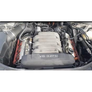 AUDI A8 D3 ДВИГАТЕЛЬ 3,2 FSI V6 191KW BPK -- ФИЛЬМ