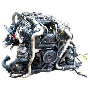Audi A8 D3 двигатель в сборе 4.0 TDI ASE здоров