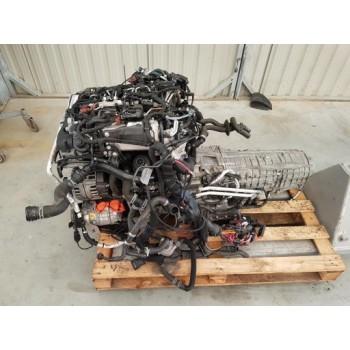 Двигатель Audi A6 C7 DDDA 2,0 TDI S-line, коробка