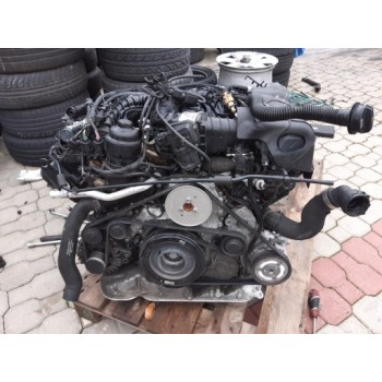 audi Q7 4M двигатель 3.0 TDI 60 ТЫС км
