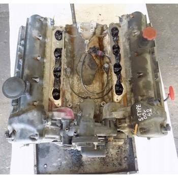 JAGUAR S-TYPE 00R двигатель 4.2 V8 305KM 142TYŚKM