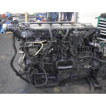 MAN TGA EURO 3 Двигатель D2866 LF28 410KM