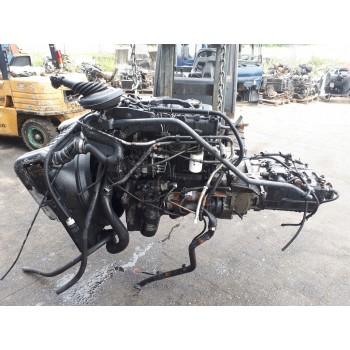 MAN L2000 Двигатель D0824LFL01