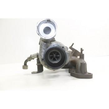 2.0 tdi vw skoda 140 турбокомпрессор турбина