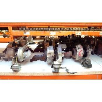 03C145702L ТУРБИНА VW SEAT SKODA AUDI 1.4 TSI CAX