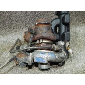 1,6 HDI Berlingo турбина 9682881380 (