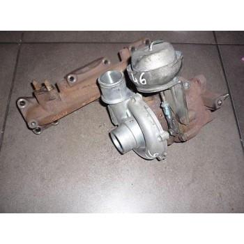 bdb. ТУРБИНА Mazda BT50 FORD RANGER 2.5 TDCI