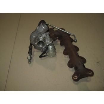 Daily 2,3 hpi 14-17r евро-5, турбина турбо 504340181