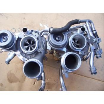 AMG V8 ТУРБИНЫ A1770900180 a1770900280. 20TYS.