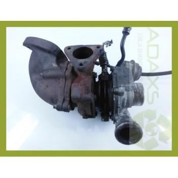 8753 Турбина turbo OPEL ASTRA VECTRA 2.0 90531518