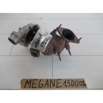 ! ТУРБИНА RENAULT MEGANE III CLIO 1.5 DC H82728353