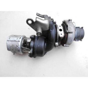 DISCOVERY TDV6 3,0 778402-6 турбина турбокомпрессор