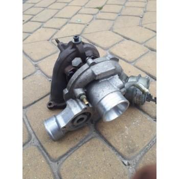 Saab 9-3 1.8 t 2.0 t турбо, турбина garrett