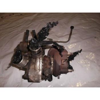 AVENSIS Corolla E12 2.0D4D Турбина 17201-2760 03R