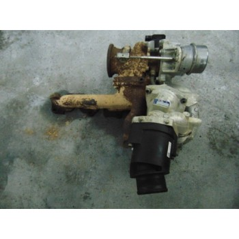 03L145715C Турбина битурбо двигатель VW T6 Amarok 2.0 TDI